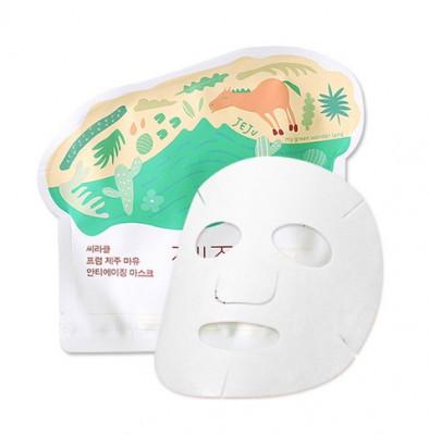 Маска для лица тканевая антивозрастная Ciracle From Jeju Mayu Anti-Ageing Mask Pack 21г: фото