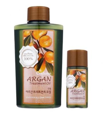 Масло аргановое для волос Welcos Confume Argan Treatment Oil 120мл+25мл: фото