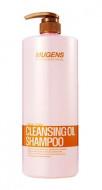 Шампунь для волос аргановым маслом Welcos Mugens Cleansing Oil Shampoo 1500г: фото