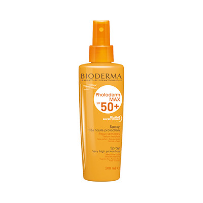 Спрей Bioderma Photoderm Mах SPF50+ 200мл: фото