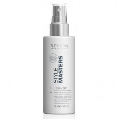 Спрей для выпрямления волос с термозащитой Revlon Professional STYLE MASTERS DORN LISSAVER 150мл: фото