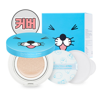 Кушон A'PIEU Airfit Cushion Set No.23 Bonobono: фото