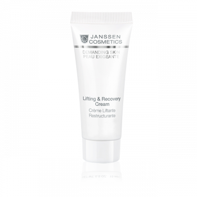 Крем с лифтинг-эффектом восстанавливающий Janssen Cosmetics Lifting&Recovery Cream 10мл: фото