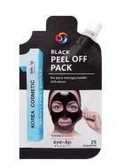 Маска-пленка очищающая Eyenlip BLACK PEEL OFF PACK 25г: фото