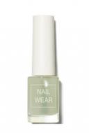 Верхнее матовое покрытие для ногтей THE SAEM Nail Wear Matte Topcoat 7мл: фото