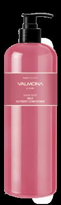 Кондиционер ЯГОДЫ EVAS VALMONA Sugar Velvet Milk Nutrient Conditioner 480 мл: фото