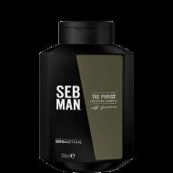 Очищающий шампунь для волос SEB MAN THE PURIST 250мл: фото