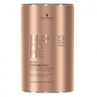 Обесцвечивающая бондинг-пудра Schwarzkopf Professional Blondme Bond Premium Lightener 9+ 450 мл: фото