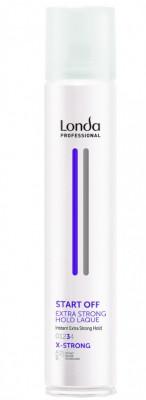 Лак экстрасильной фиксации Londa Professional L-STYLE START OFF 500мл: фото