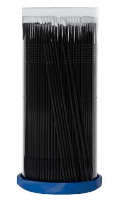 Микрощеточки безворсовые черные L 2мм Little Things 100шт: фото