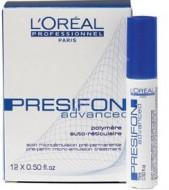 Уход для волос перед химической завивкой L'Oreal Professionnel Presifon Advanced 15мл*12: фото
