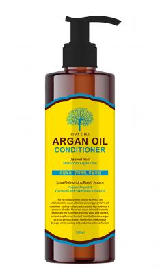 Кондиционер для волос АРГАНОВЫЙ EVAS Char Char Argan Oil Conditioner 500 мл: фото