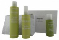 Набор для волос La Biosthetique Beauty Set Botanique Hair Care: Gentle Volumising Shampoo 250мл + Gentle Conditioner 150мл + Intense Shampoo 100мл + косметичка: фото