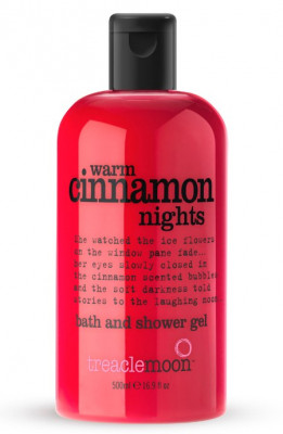 Гель для душа пряная корица Treaclemoon Warm Cinnamon Nights Bath & Shower Gel 500 мл: фото