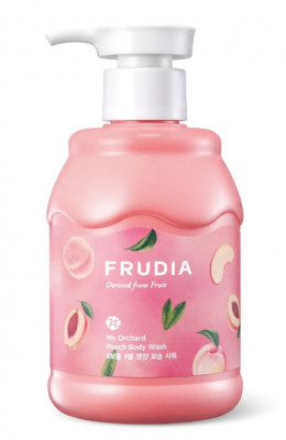 Гель для душа с персиком Frudia My Orchard Peach Body Wash 350 мл: фото