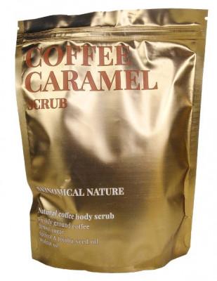 Скраб для тела Кофе и карамель Skinomical Nature Coffee Caramel Scrub 250г: фото