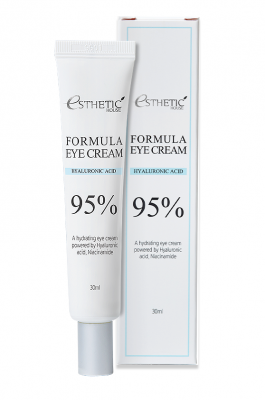 Крем для век ГИАЛУРОНОВАЯ КИСЛОТА ESTHETIC HOUSE Formula Eye Cream Hyaluronic Acid 95% 30 мл: фото